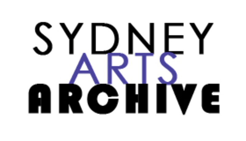 sydney arts archive